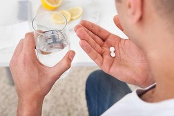 Прием агтибиотиков