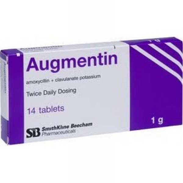 Как принимать аугментин