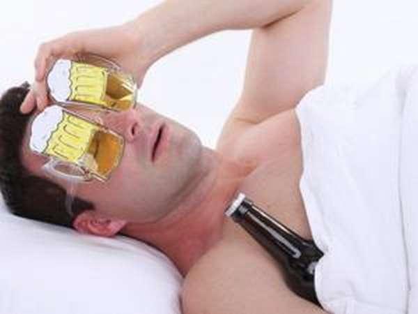 Принятие масла перед алкоголем