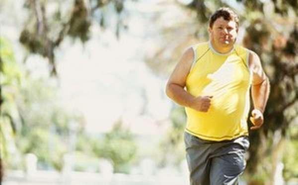 Пробежки против пивного живота