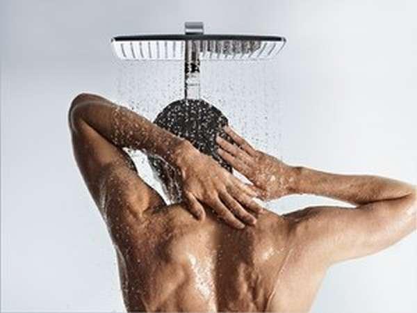 Прохладный душ от похмелья