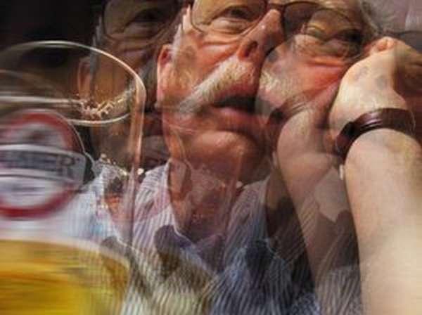Пьянство в зрелом возрасте