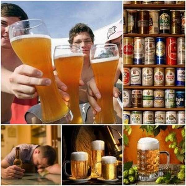 Как самостоятельно отказаться от пива