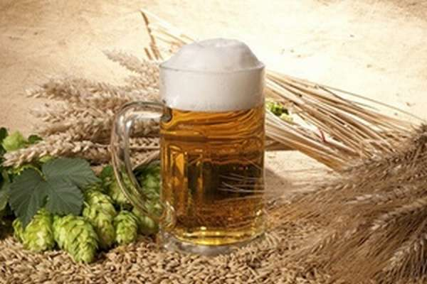 Состав пива из чего изготовляют
