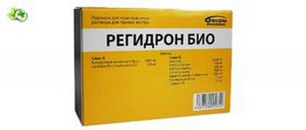Состав препарата Регидрона