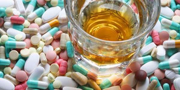 Совмещается ли алкоголь с лекарствами