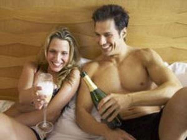 Совместимость алкоголя и секса