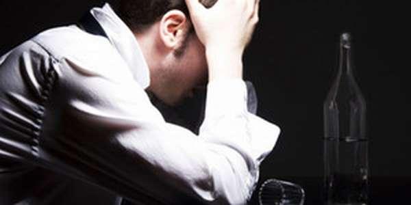 Средняя стадия алкоголизма