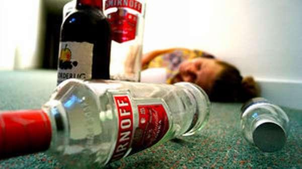 Статистика летального исхода после алкогольной интоксикации