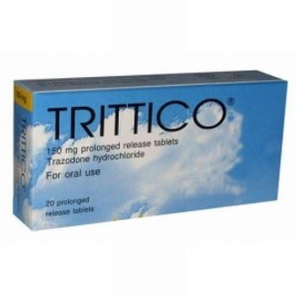 Таблетки Триттико (Trittico) 150 мг