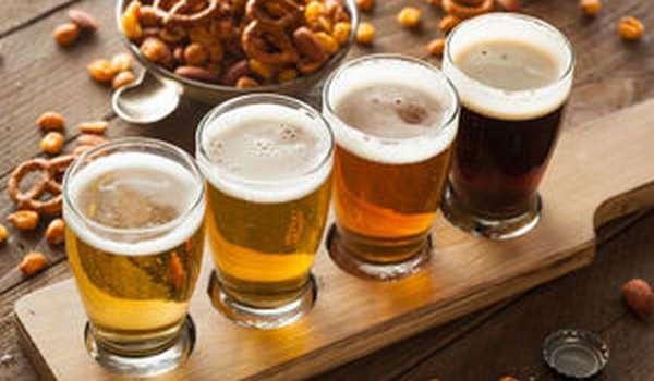 Употребление пивной продукции