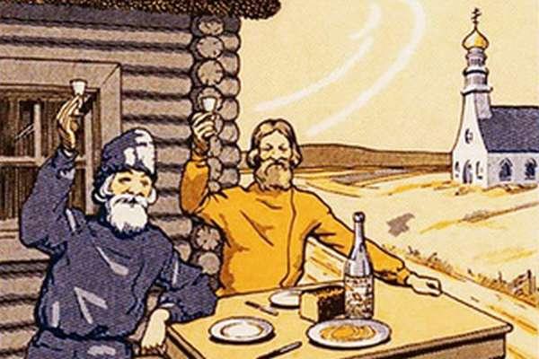 Вино из Византии на Руси