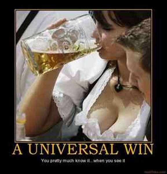 Как влияет пиво на женский организм