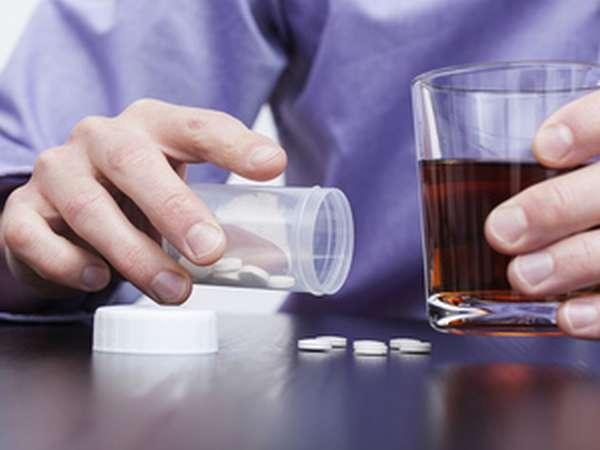 Влияние алкоголя на эффективность препаратов