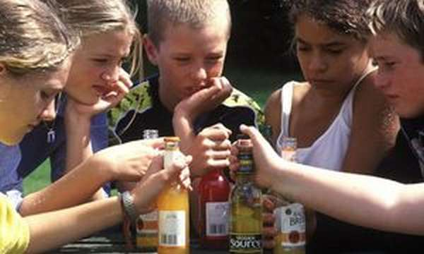 Влияние алкоголя на психику