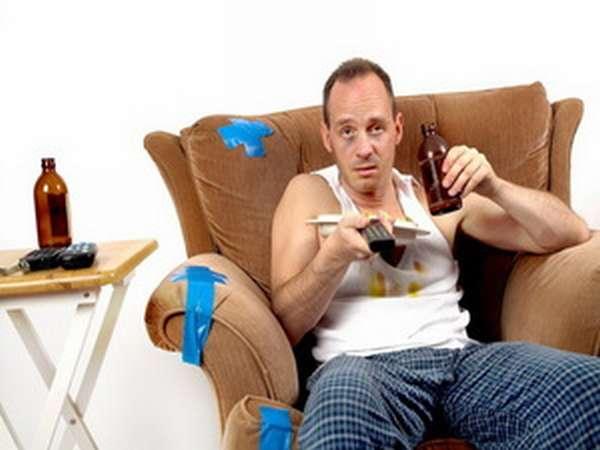 Влияние спиртных напитков на организм
