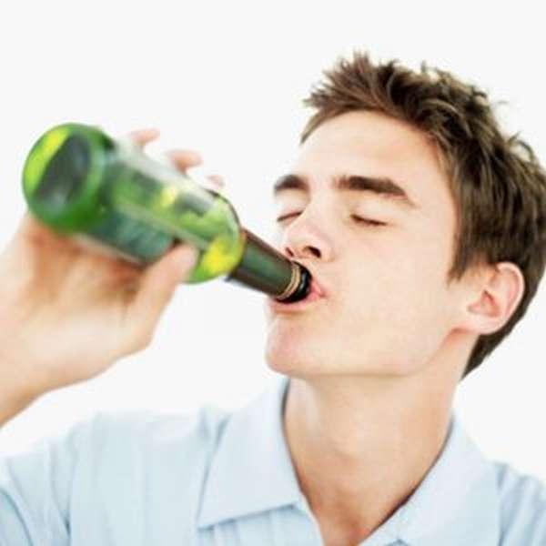 Вредные привычки и подросток