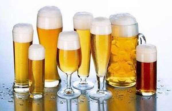 Выведения алкоголя из организма в зависимости от объема