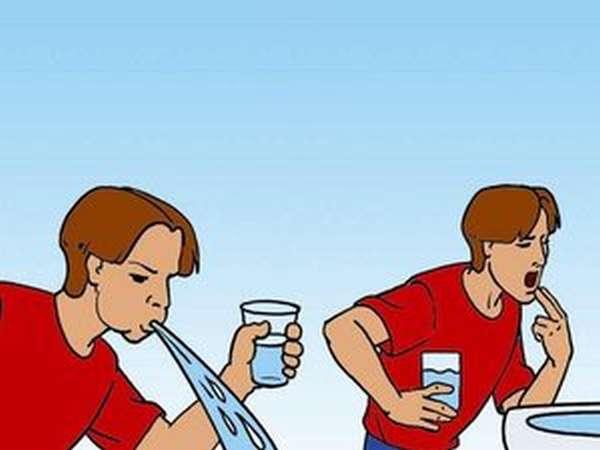 Что добавить в спиртное чтобы вызвать рвоту