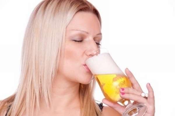 Как перестать пить пиво каждый день девушке