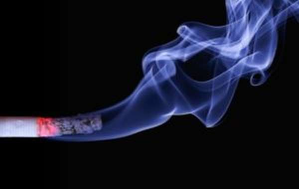 Каждая выкуренная сигарета тебя убивает