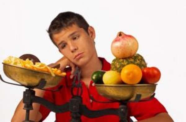 Правильное питание для подростков