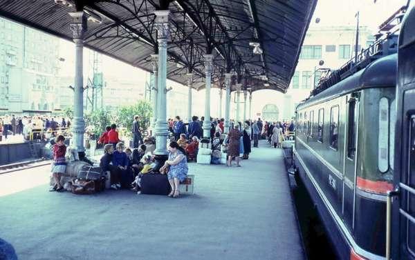 Торговля алкоголем запрещена на вокзалах