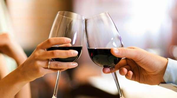 Сухое вино низкокалорийно