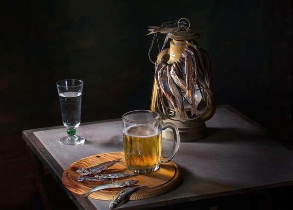 Пиво или водка или пиво с водкой