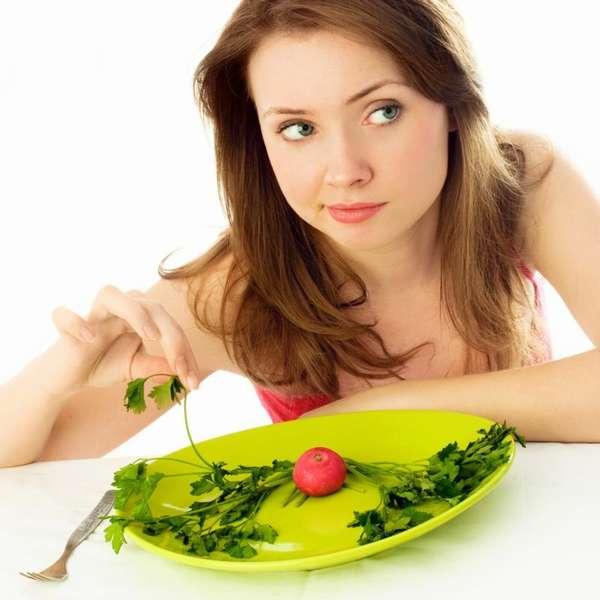 При остром приступе лучше отказаться от пищи на сутки
