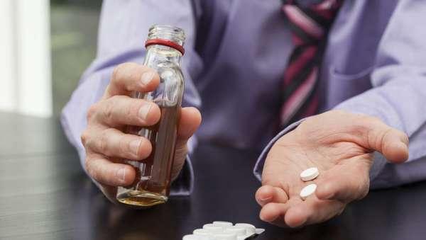 Парацетомол и алкоголь несовместимы