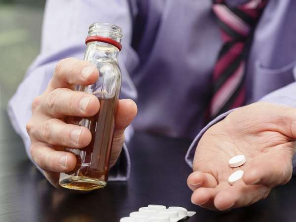 Алкоголь и аспирин несовместимы