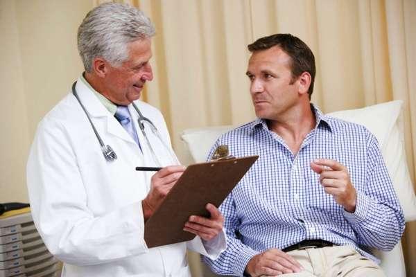 Помочь сможет доктор