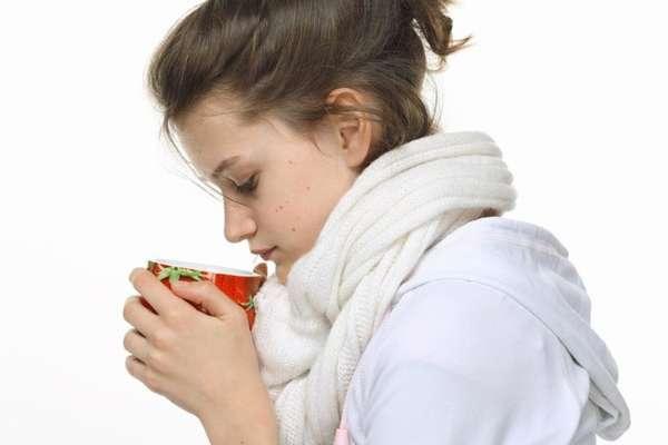Применение при простуде