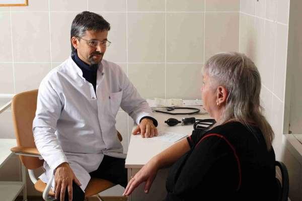 Прием у врача-нарколога