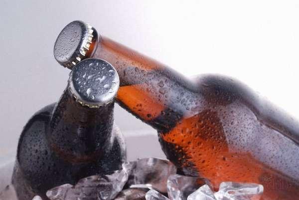 Допустимо только безалкогольное пиво