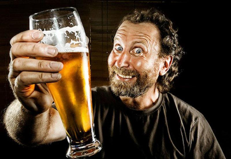 Смертельная доза - 15 литров пива