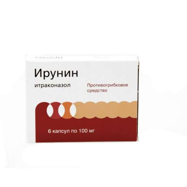 Препарат Ирунин