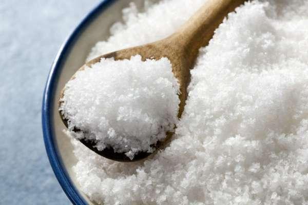 Соль с содой