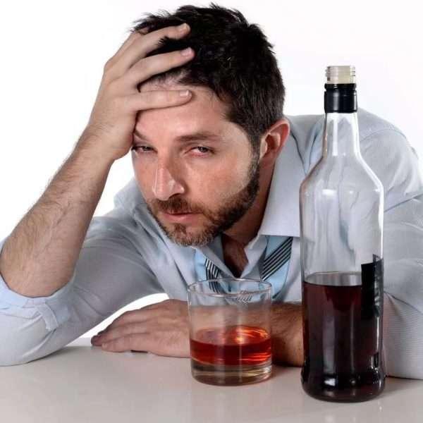 Алкоголик со стажем
