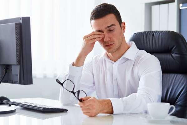 Усталость на работе