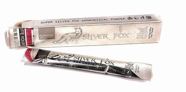 Серебряная лиса