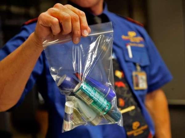 Электронная сигарета в пакете