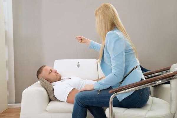 Процедура гипноза
