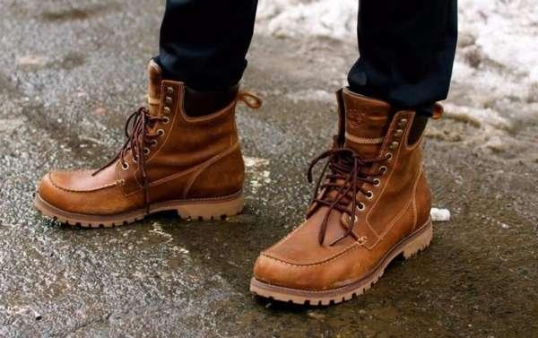 Качественные ботинки