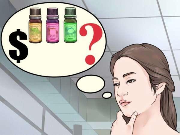Выбор эфирного масла
