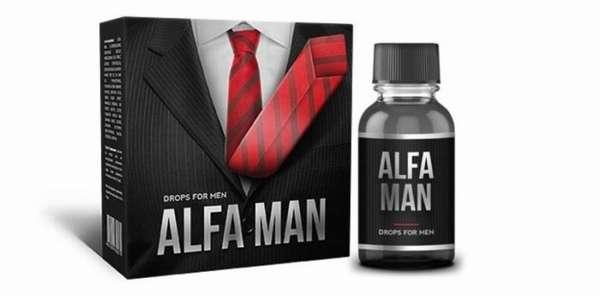 Препарат Alfa Man