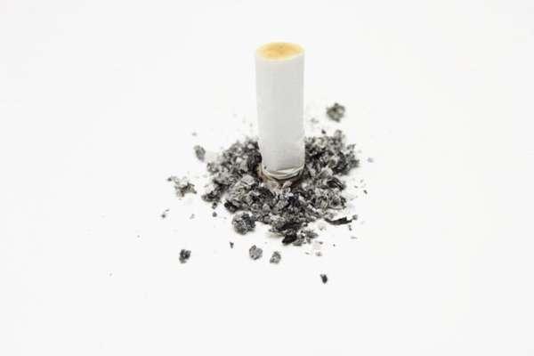 Сигаретный пепел