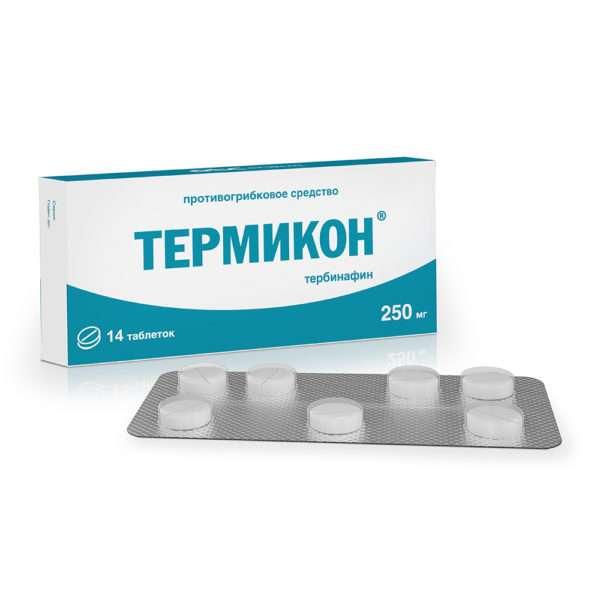 Таблетки Термикон