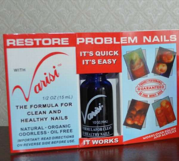 Varisi Restore Problem Nails